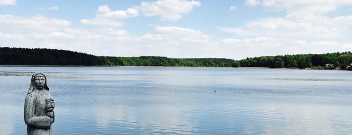 Wutzsee is one of Brandenburg Blog.