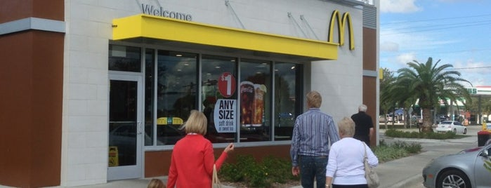 McDonald's is one of Florida!.
