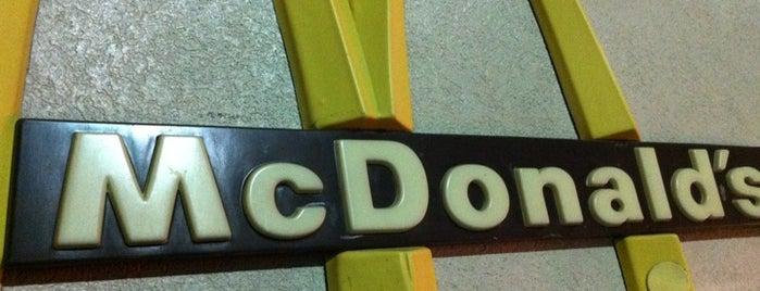 McDonald's is one of Beyond Eats!.