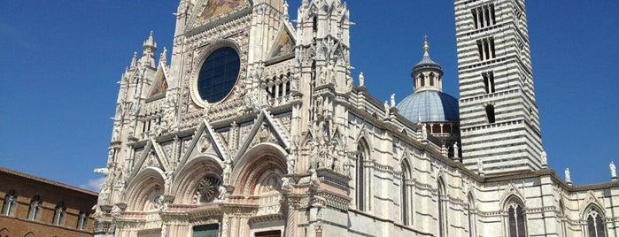 Santa Maria della Scala is one of Italien.
