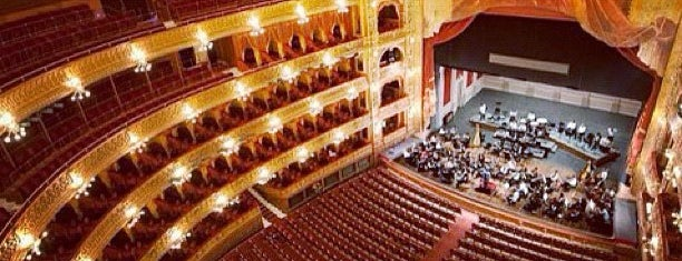 Teatro Colón is one of Guide to Bs As's best spots.