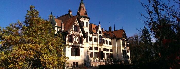 Zámek Lešná is one of The best venue of Zlin #4sqCities.