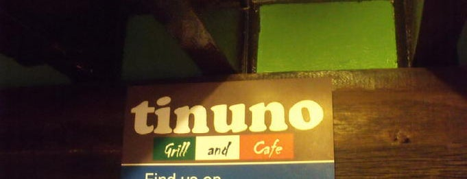 Tinuno Grill & Cafe is one of Manila Area.