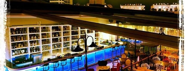 Gorja Cafe & Bar & Restaurant is one of Must-visit Gece Hayatı Noktaları in Mersin.