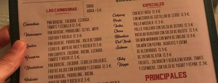 El Canadiense is one of Restaurantes por descubrir.