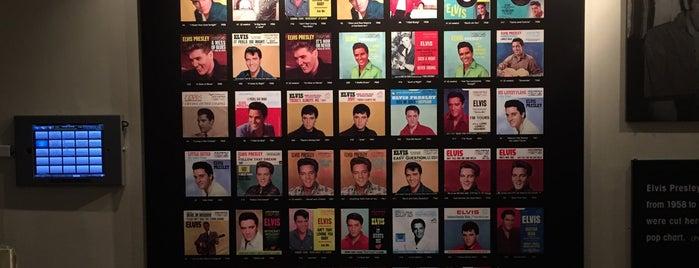 RCA Studio B is one of Nashville.