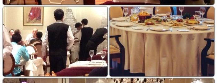 Nakhchivan Restaurant is one of Restaurants in Baku (my suggestions).