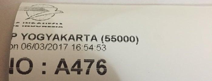 Kantor Pos Besar Yogyakarta is one of @ Jogja.
