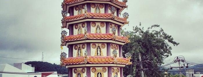 วัดกวนอิม เบตง is one of Holy Places in Thailand that I've checked in!!.