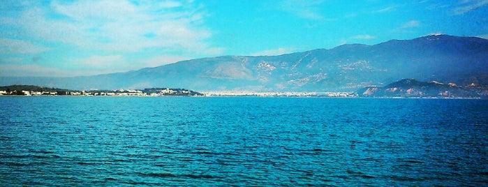 Αγιος Στεφανος Beach is one of Summer 2015.