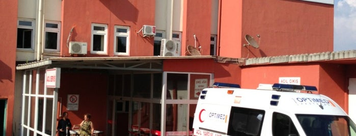 Çerkezköy Devlet Hastanesi is one of Baranoğlu cafe pastane restorant.