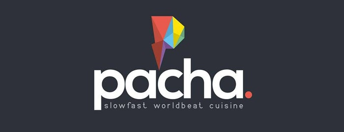Pacha Slowfast Worldbeat Cuisine is one of Lugares para comer.