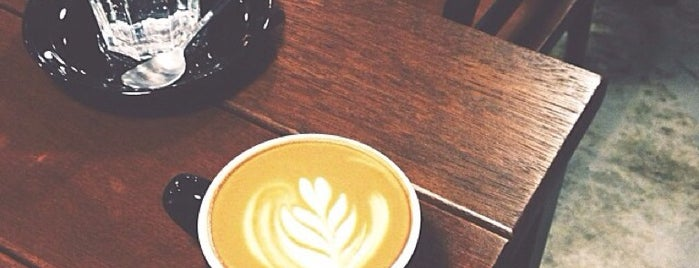 Flat White Cafe is one of Must Visit Coffee Places ☕.