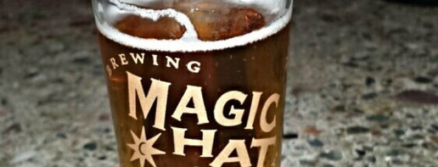 Magic Hat Brewing Company is one of Places in Vermont I like.