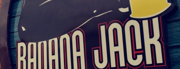 Banana Jack is one of Melhores Restaurantes e Bares do RJ.