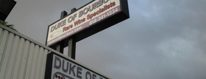 Duke of Bourbon is one of Retailers.