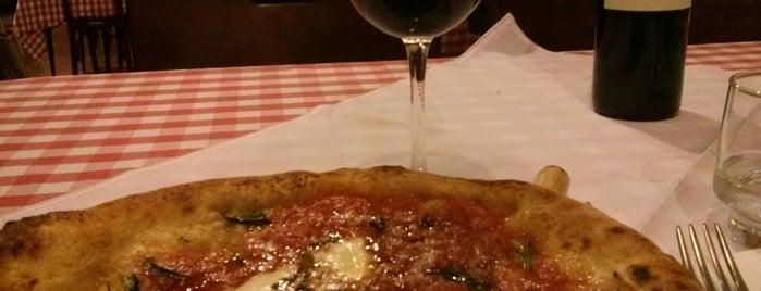 Pizzaria Speranza is one of Deixei meu <3 em SP.