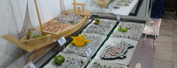 Yoroi Sushi is one of Sushi in Porto Alegre.