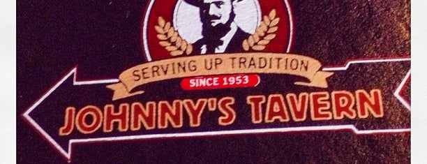 Johnny's Tavern is one of Must-visit Food in Leawood.