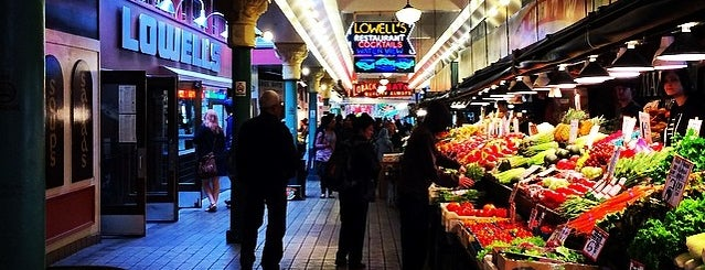 Pike Place Market Casa is one of I love Seattle!.