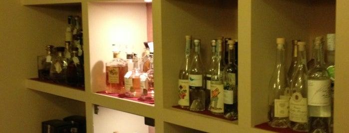 L'Acino is one of mangiato e bevuto bene.
