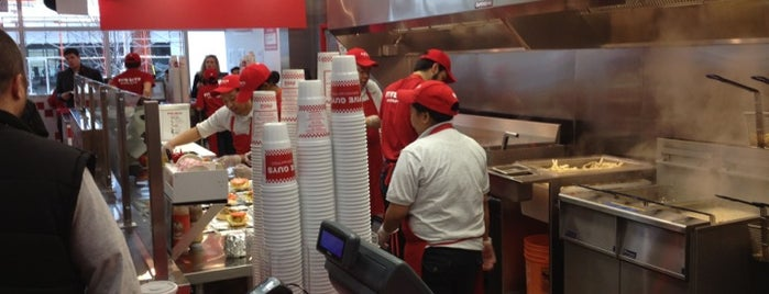 Five Guys is one of Lunch Places.