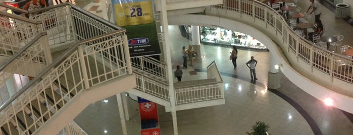North Shopping Fortaleza is one of Fortaleza.