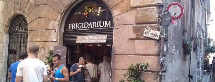 Frigidarium is one of italya- roma.
