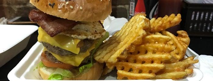 Burgerman is one of Eats   Hong Kong.
