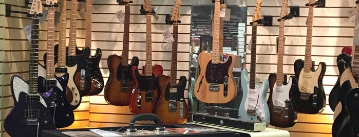 Corner Music is one of Nashville hit list.