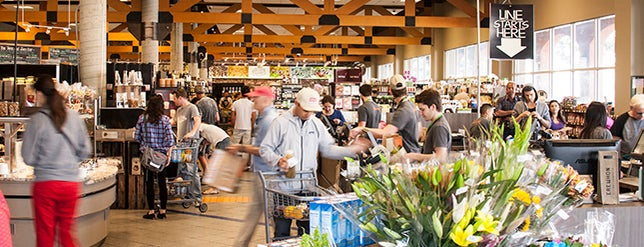 Erewhon Natural Foods Market is one of SoCal Shops, Art, Attractions.