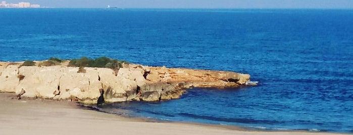 Playa La Caleta is one of Playas.