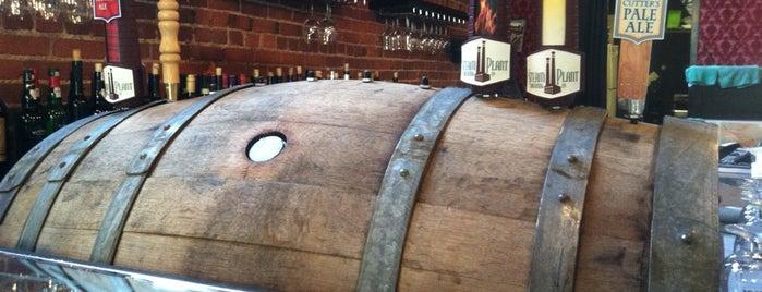 LeftBank Wine Bar is one of Spokane Wineries and Wine Bars.