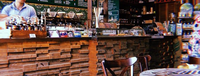Cafe Frei is one of Budapest.