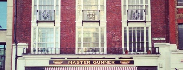 The Master Gunner is one of BMAG's Pubs.