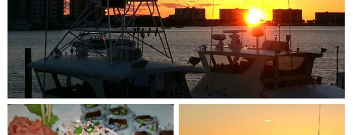 Harbor Docks is one of The Best of the North Florida Gulf Coast.