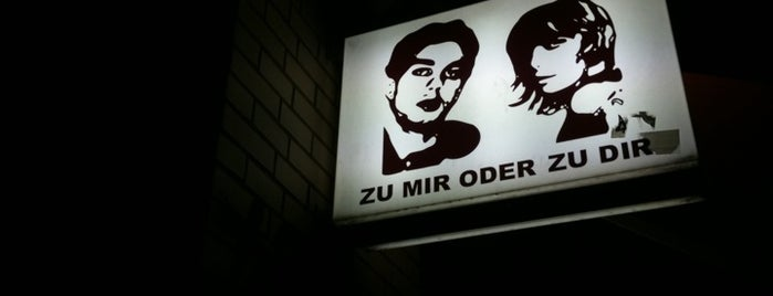Zu Mir oder Zu Dir is one of Berlin.