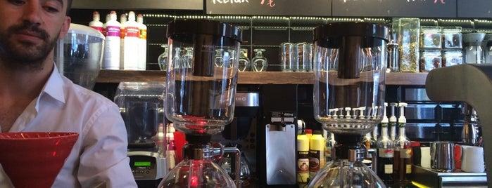 Coffeetopia is one of Coffee ☕️- European Side, Istanbul.