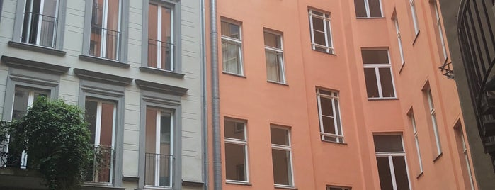 Gorki Apartments is one of Berlin.