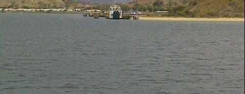 Pelabuhan Pototano is one of mataram.