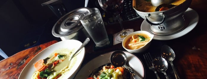 Lers Ros Thai is one of The Best Bets for Group Dining in SF.
