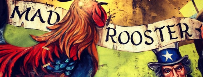 Mad Rooster Cafe is one of MKE foodie.