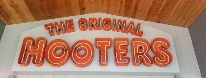 Hooters is one of Florida.