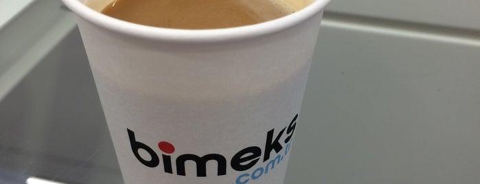 Bimeks Teknoport is one of Bimeks.