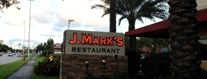 J Marks is one of The 15 Best Places with Good Service in Fort Lauderdale.
