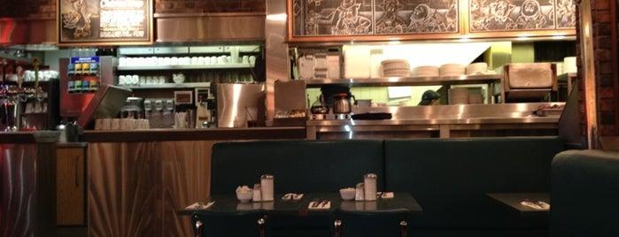 Elgin Street Diner is one of Bucket.