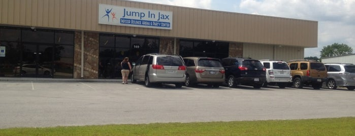 Jump In Jax is one of cool.