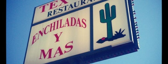 Enchiladas y Mas is one of The Tastes that Make the City: Austin.