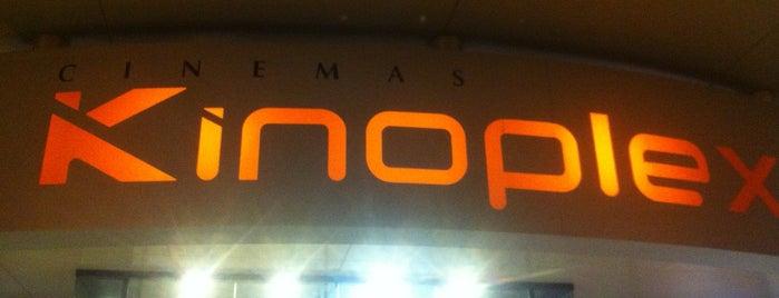 Kinoplex is one of Top 10 Cinemas São Paulo [IMAX 4DX Macro XE 4K].