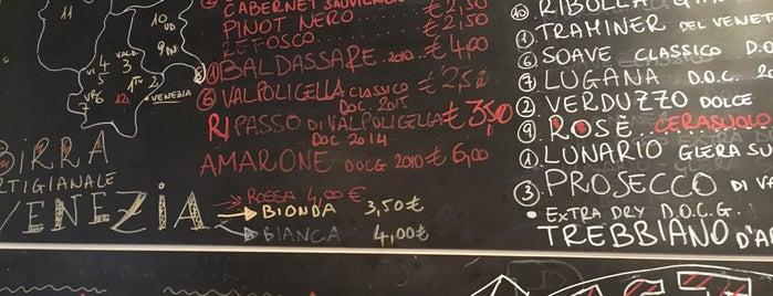 Alla Ciurma is one of Un weekend a Venezia.